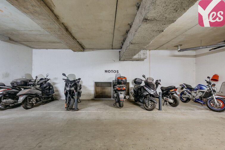 Parking Rue Pachot Laine - Livry-Gargan sécurisé
