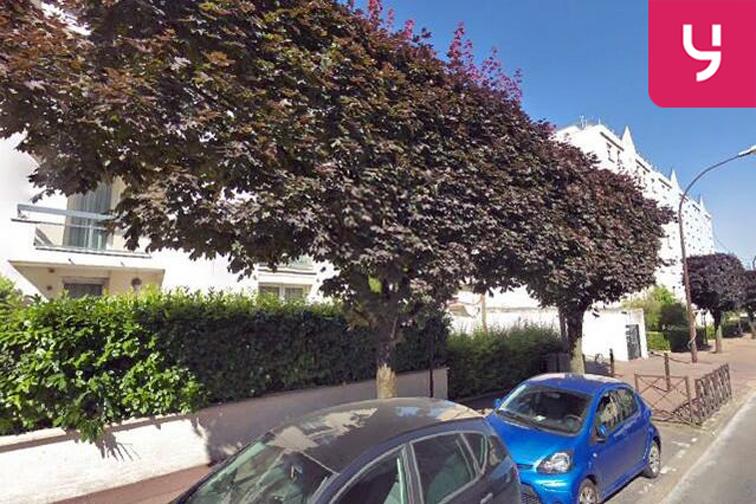 Location parking Nord - avenue Jean-Jacques Rousseau - Livry-Gargan