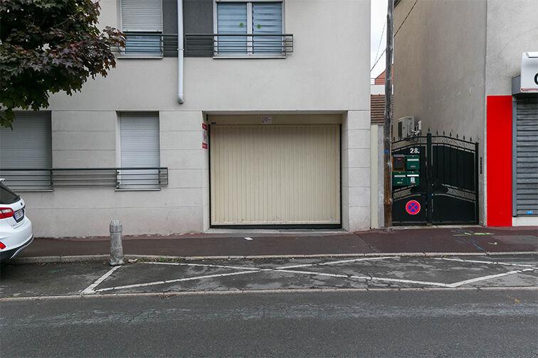 Parking Nord - avenue Jean-Jacques Rousseau - Livry-Gargan 93190