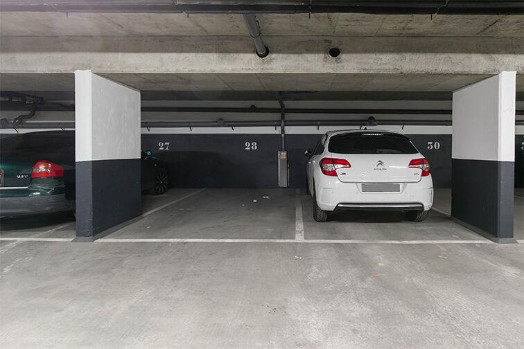Parking Nord - avenue Jean-Jacques Rousseau - Livry-Gargan souterrain