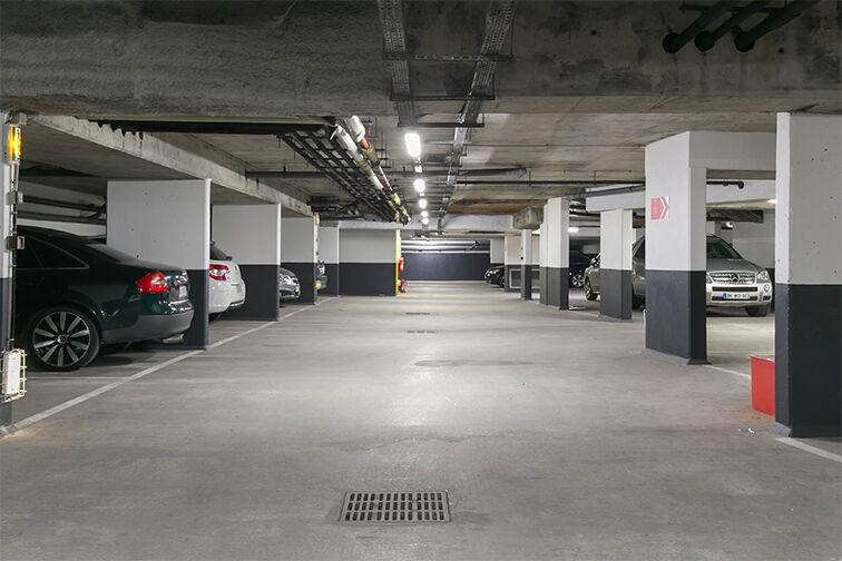 Parking Nord - avenue Jean-Jacques Rousseau - Livry-Gargan box