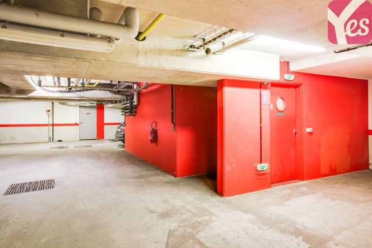 Parking Ruffins - Théophile Sueur - Montreuil 93100