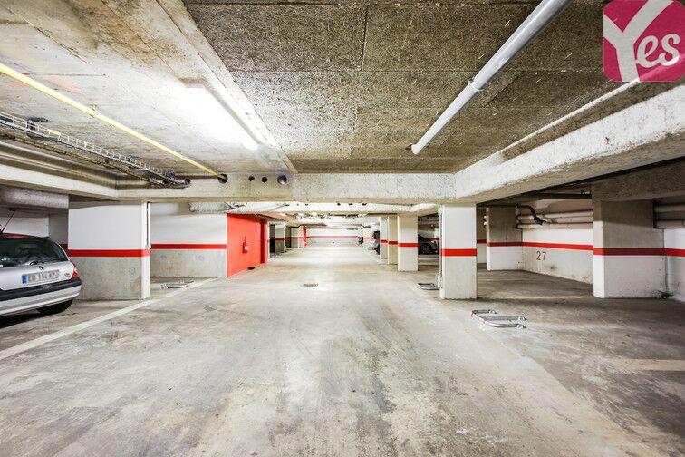 Parking Ruffins - Théophile Sueur - Montreuil garage