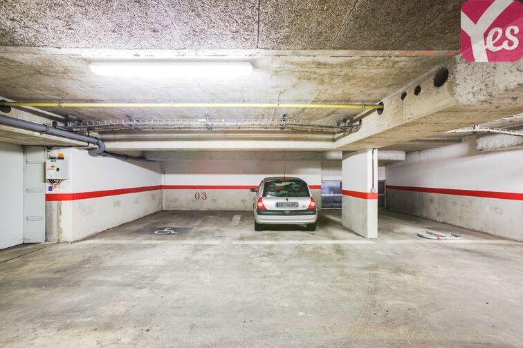 Parking Ruffins - Théophile Sueur - Montreuil sécurisé