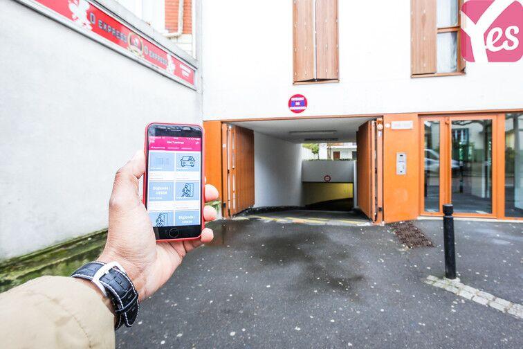 location parking Ruffins - Théophile Sueur - Montreuil