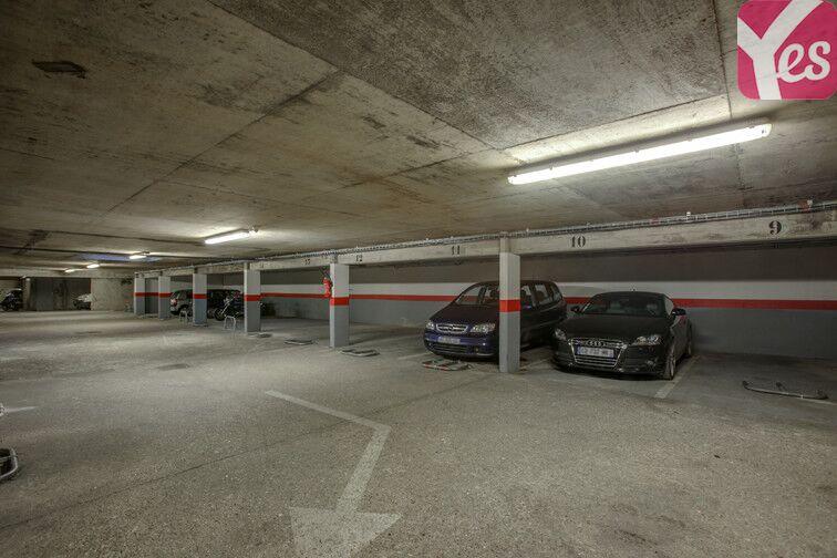 Parking Bibliothèque Colonel-Fabien - Montreuil 93100