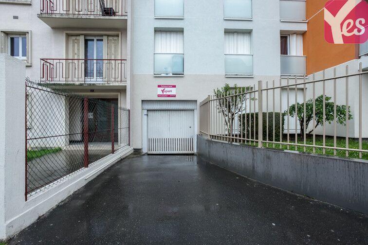 Parking Bibliothèque Colonel-Fabien - Montreuil sécurisé