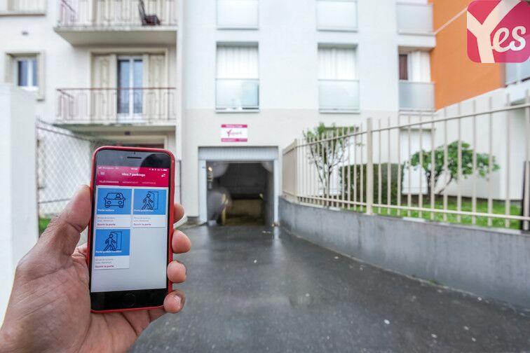 location parking Bibliothèque Colonel-Fabien - Montreuil