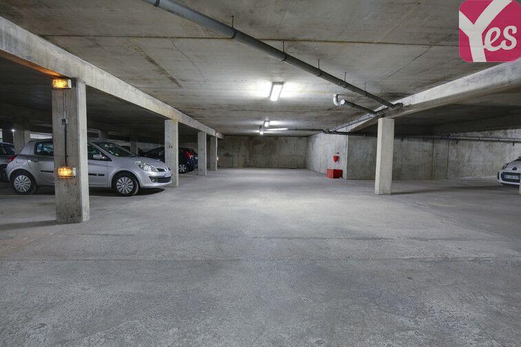 location parking Limites - Pantin
