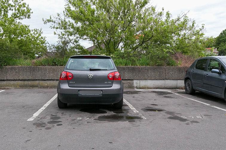 Parking Eglise - Pommiers - Collège Lavoisier - Pantin (aérien) sécurisé