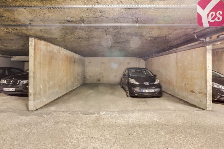 Parking Centre-ville - Rosny-sous-Bois souterrain