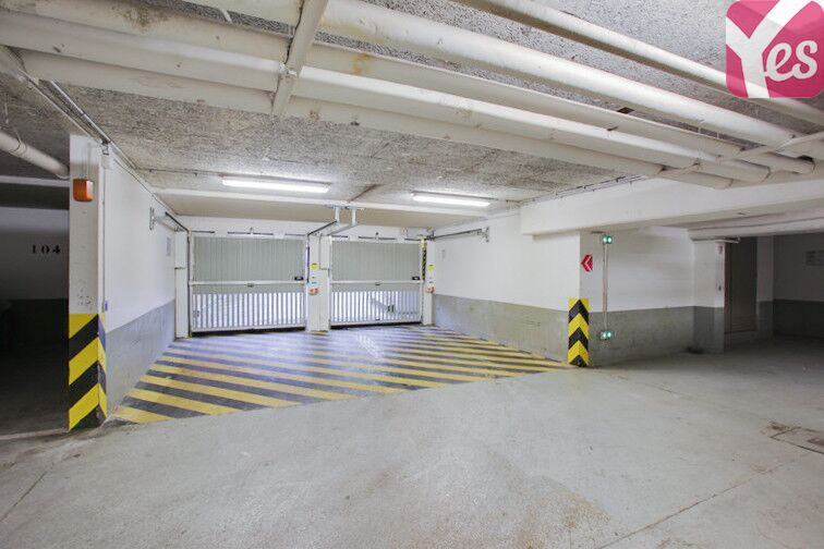Parking Beaudottes - Sevran 19 avenue Youri Gagarine
