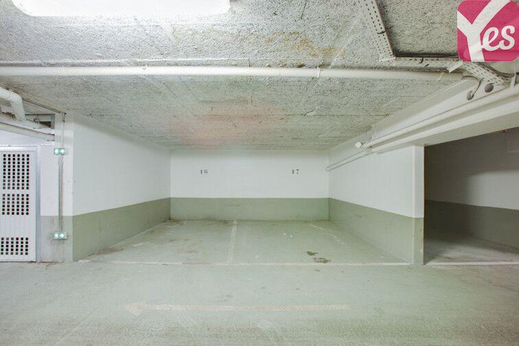 Parking Beaudottes - Sevran garage