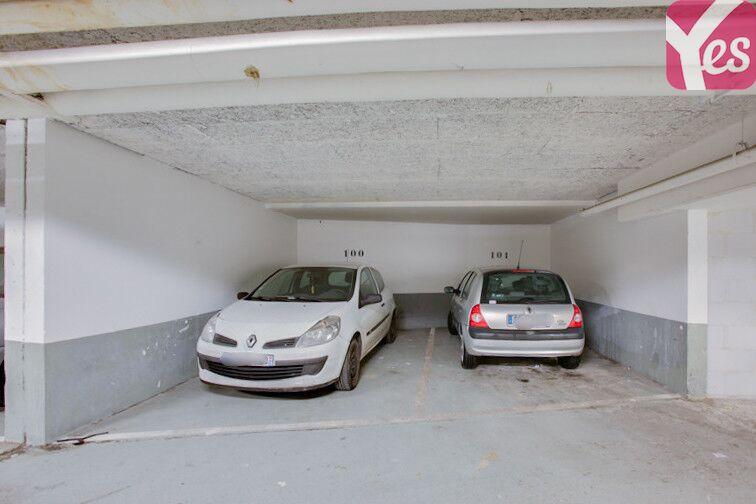 Parking Beaudottes - Sevran souterrain
