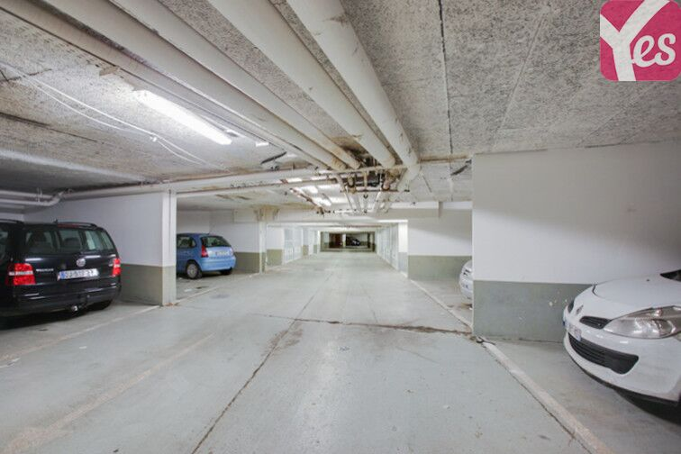 Parking Beaudottes - Sevran location