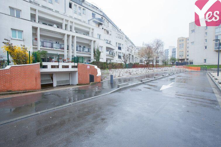 Parking Beaudottes - Sevran sécurisé