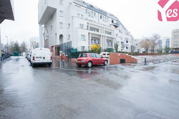 Parking Beaudottes - Sevran pas cher