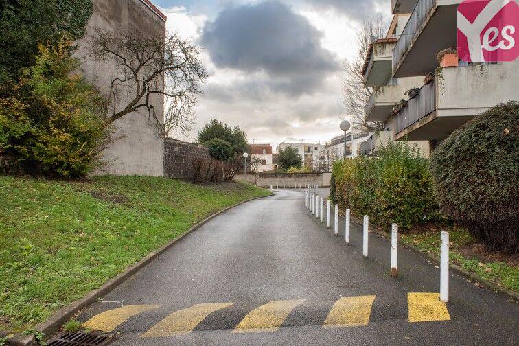 Parking Romain Rolland - Saint-Denis gardien
