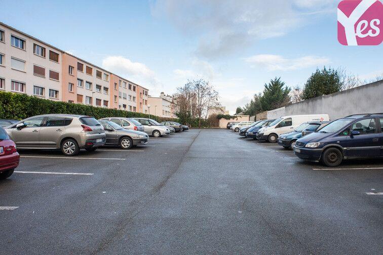 Parking Romain Rolland - Saint-Denis souterrain