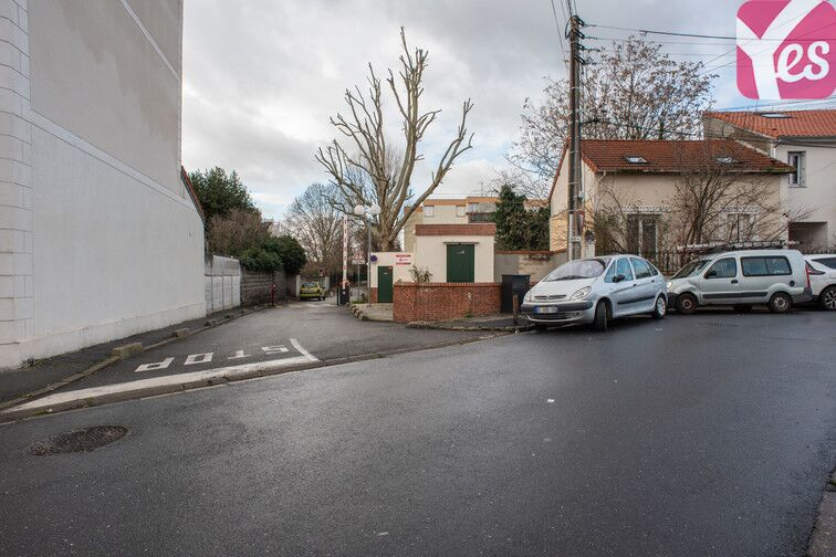 Parking Romain Rolland - Saint-Denis location mensuelle