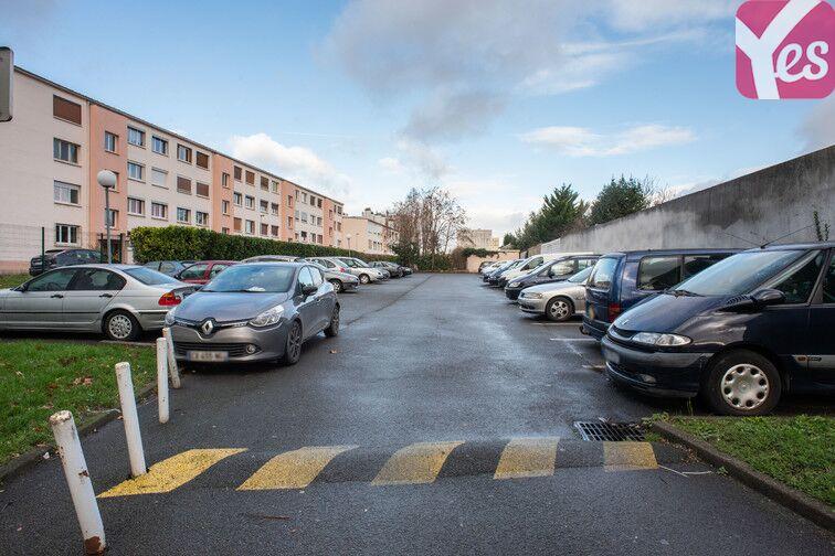 Parking Romain Rolland - Saint-Denis en location