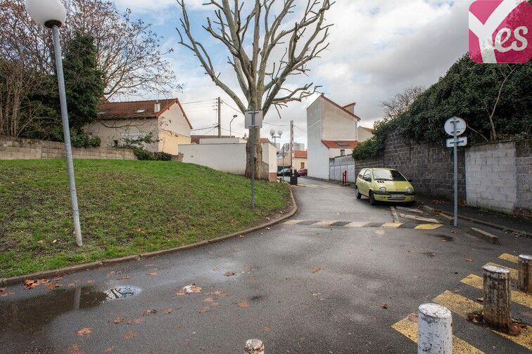 Parking Romain Rolland - Saint-Denis garage