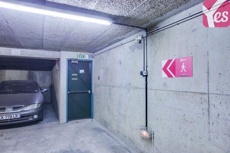Parking Vieux Saint-Ouen en location