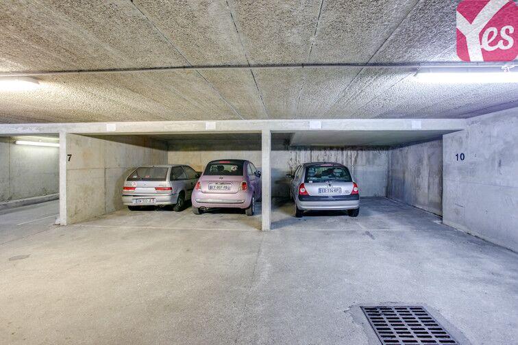 Parking Vieux Saint-Ouen 24/24 7/7