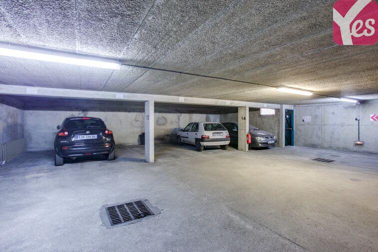 Parking Vieux Saint-Ouen Saint-Ouen