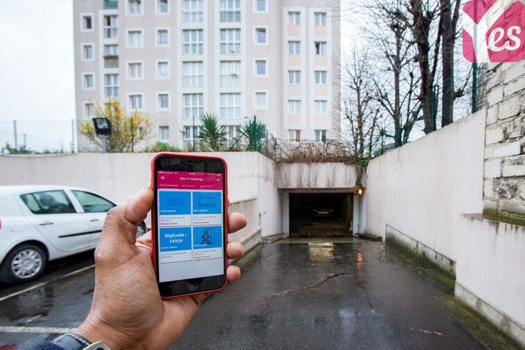 Parking Vieux Saint-Ouen 93400