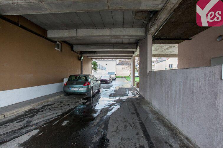 Parking Vieux Saint-Ouen sécurisé