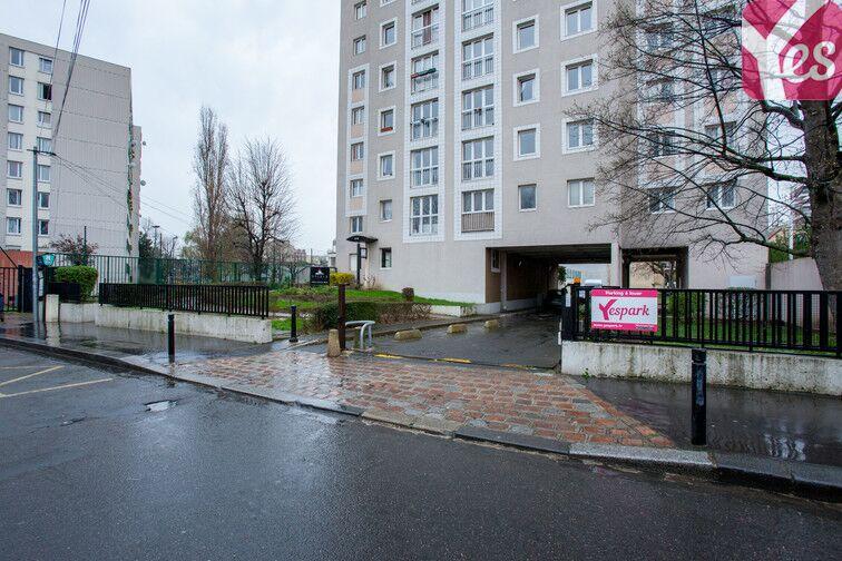 Parking Vieux Saint-Ouen souterrain