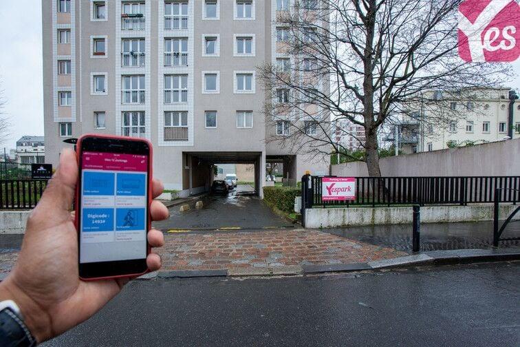 Location parking Vieux Saint-Ouen