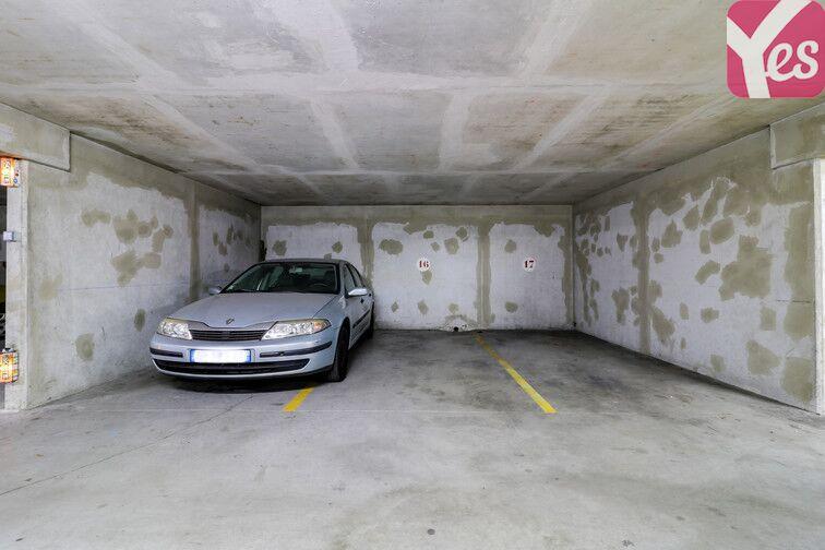 Parking Rue de Meaux - Vaujours caméra