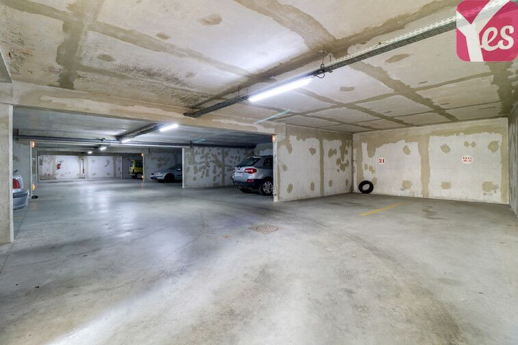 Parking Rue de Meaux - Vaujours location mensuelle