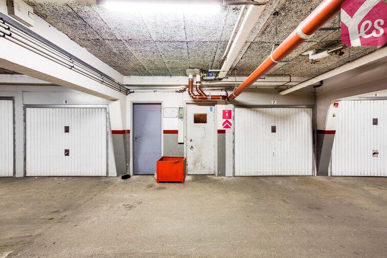Parking Pasteur - Mairie - Villepinte sécurisé