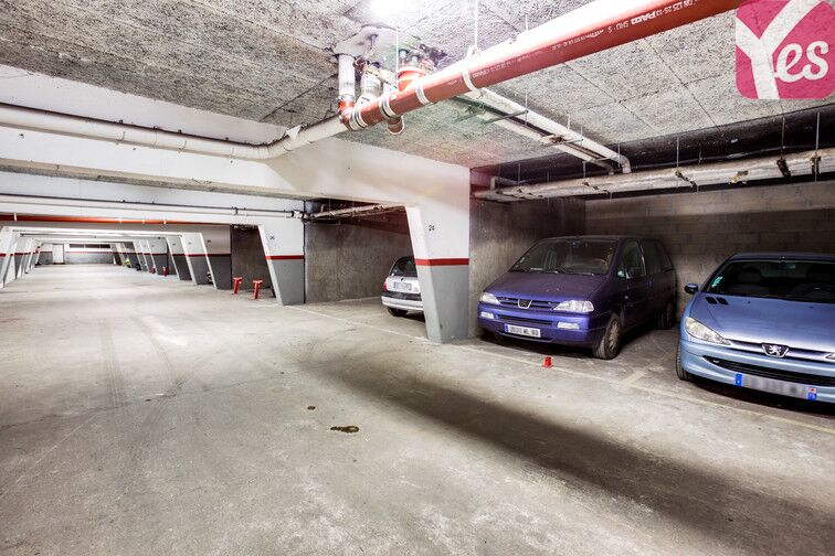Parking Pasteur - Mairie - Villepinte Villepinte