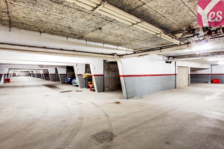 Parking Pasteur - Mairie - Villepinte souterrain