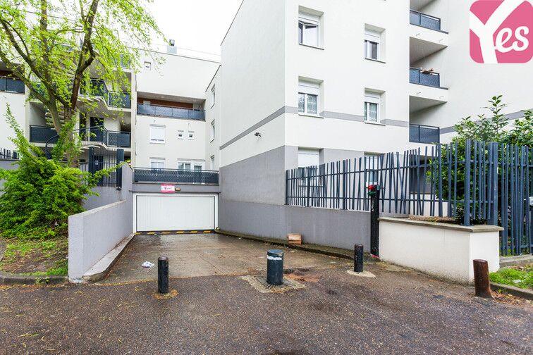 Parking Pasteur - Mairie - Villepinte caméra