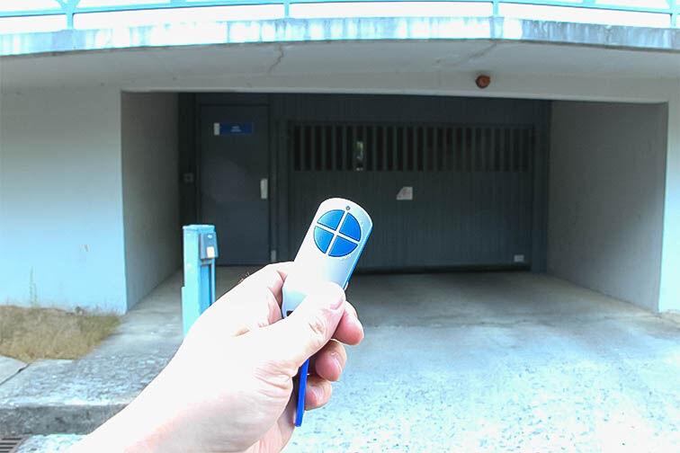 Location parking Les Hauts-de-Cergy - Bontemps - Cergy