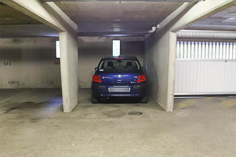 Parking Les Hauts-de-Cergy - Bontemps - Cergy avis