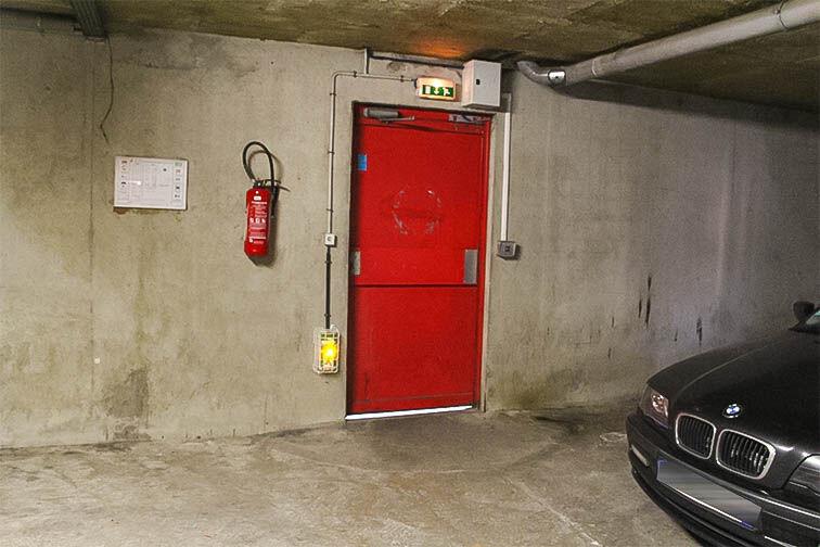Parking Les Hauts-de-Cergy - Bontemps - Cergy 95800