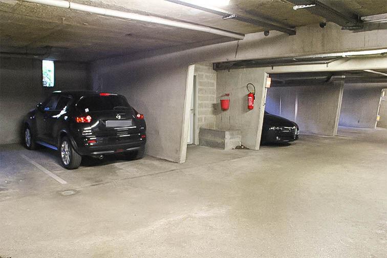Parking Les Hauts-de-Cergy - Bontemps - Cergy sécurisé