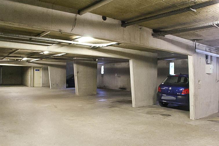 Parking Les Hauts-de-Cergy - Bontemps - Cergy pas cher