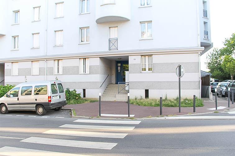 Parking Les Hauts-de-Cergy - Bontemps - Cergy garage