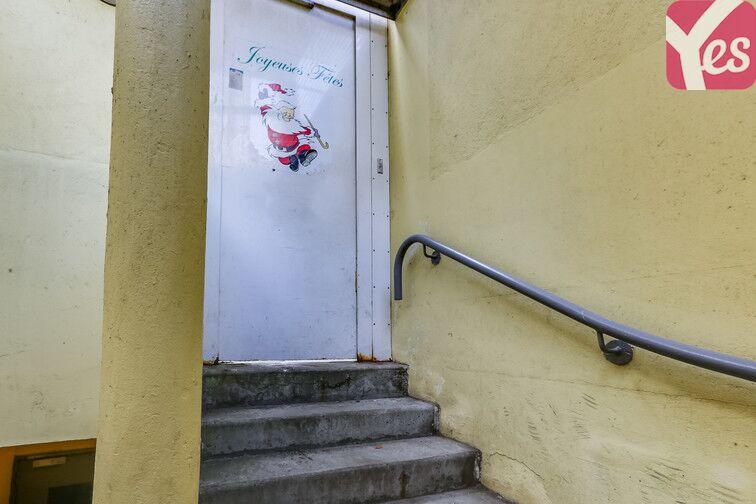 Parking Les Hauts-de-Cergy - Rue de la Parabole - Cergy gardien