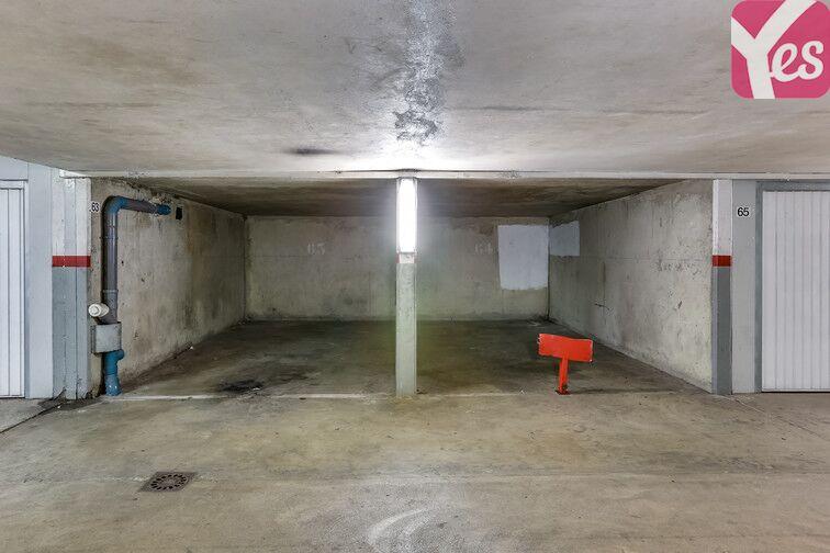 Parking Les Hauts-de-Cergy - Rue de la Parabole - Cergy sécurisé