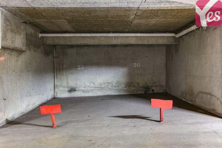 Parking Les Hauts-de-Cergy - Rue de la Parabole - Cergy box