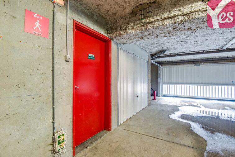 Parking Les Rabaux - Chatou souterrain