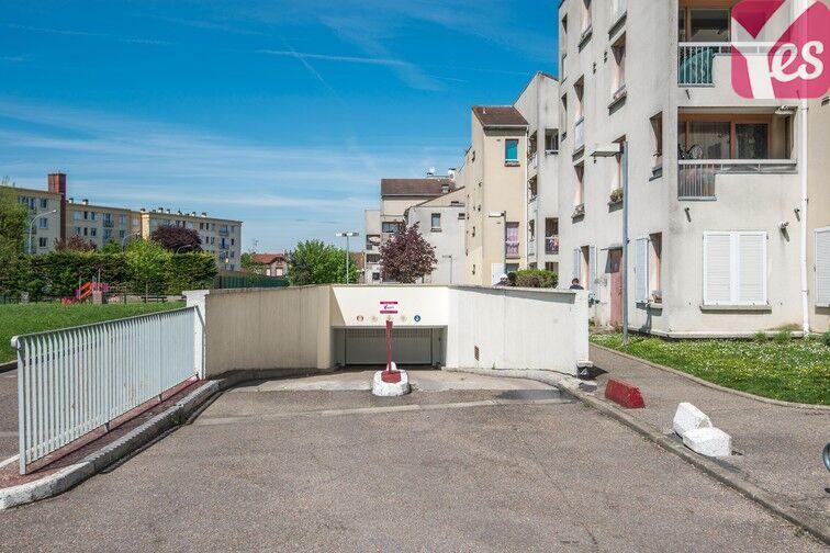 Parking Romagné - Renouveau - Conflans-Sainte-Honorine caméra